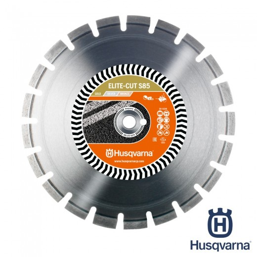 ASPHALT / CEMENT / CONCRETE BLADE FOR POWER CUTTERS, MASONRY SAWS, FLOOR SAWS AND ANGLE GRINDER – HUSQVARNA