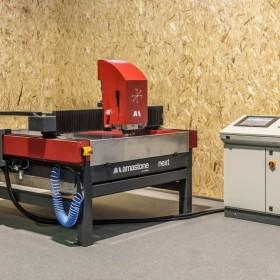 CNC STONE ROUTER 3 AXES – NEXT AMASTONE