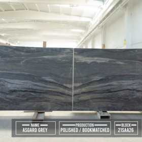 ASGARD GREY SLASB  2 cm
