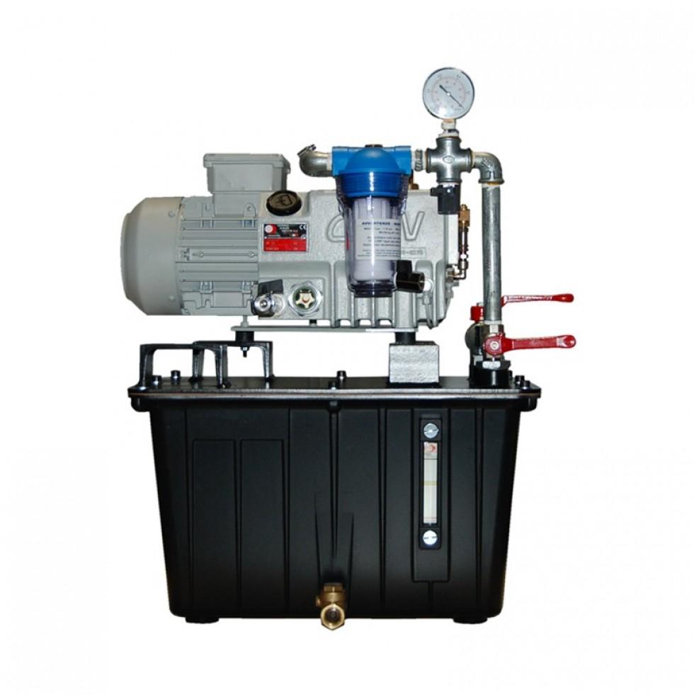 Electric vacuum pumps GS25 - 25lt - 25m³-h (CE) - GEV