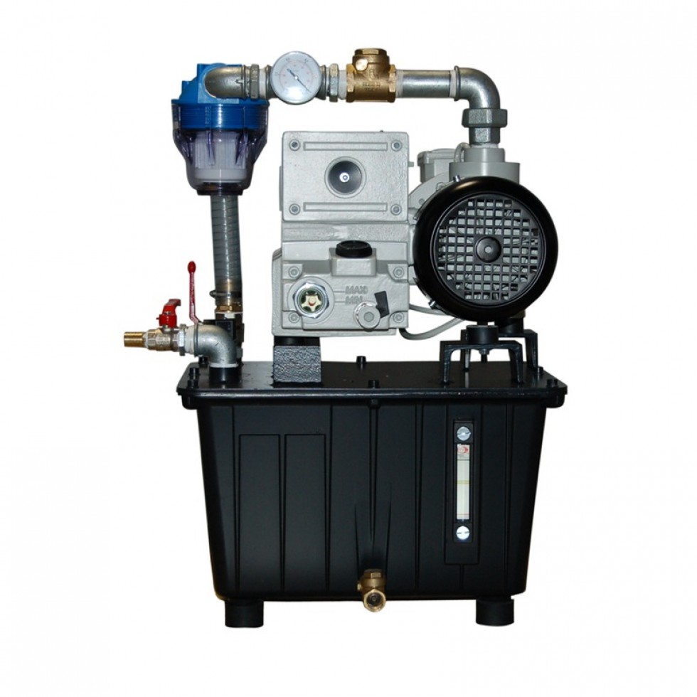 Electric vacuum pumps GS65K - 25lt - 65m³-h (CE) - GEV