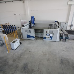 CNC CUTTING LINE- BELT SERIES