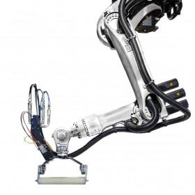 RESINATURA  CON ROBOT