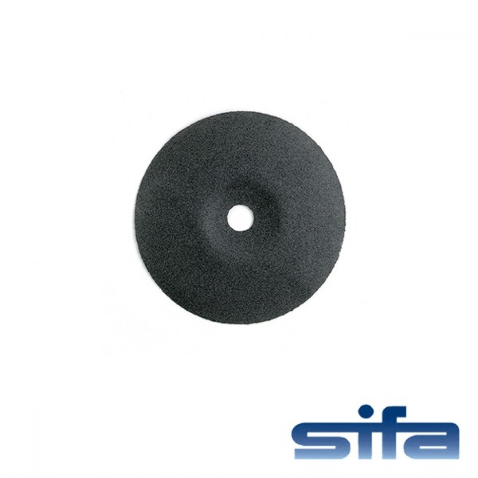 Velcro backing pad with central hole – Sifa
