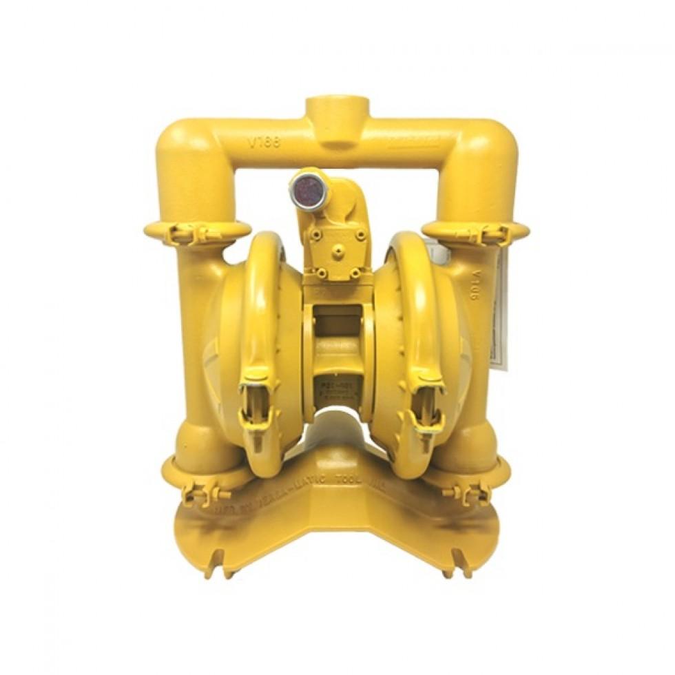 Pneumatic pump Versa-Matic for filter press feeding