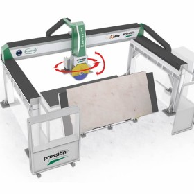 SAW - CHAMPION 65  TLG TABLE WITH TILTING LEVERS