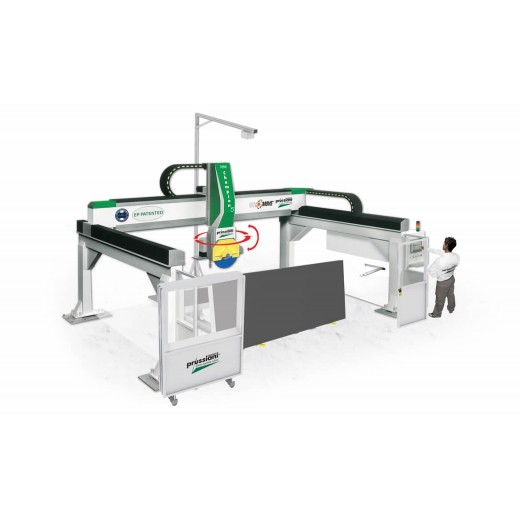 SAW - NEW CHAMPION 5 TPG PARTIAL TILTING TABLE