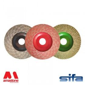 GRINDING FLAP DISC Ø115 MM – SIFA