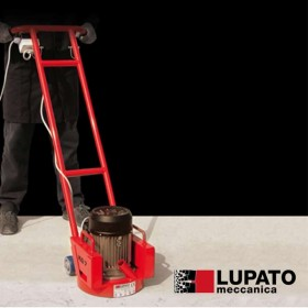 PORTABLE MACHINE FOR FINISHES ON FLAT SURFACES  – VOR – LUPATO