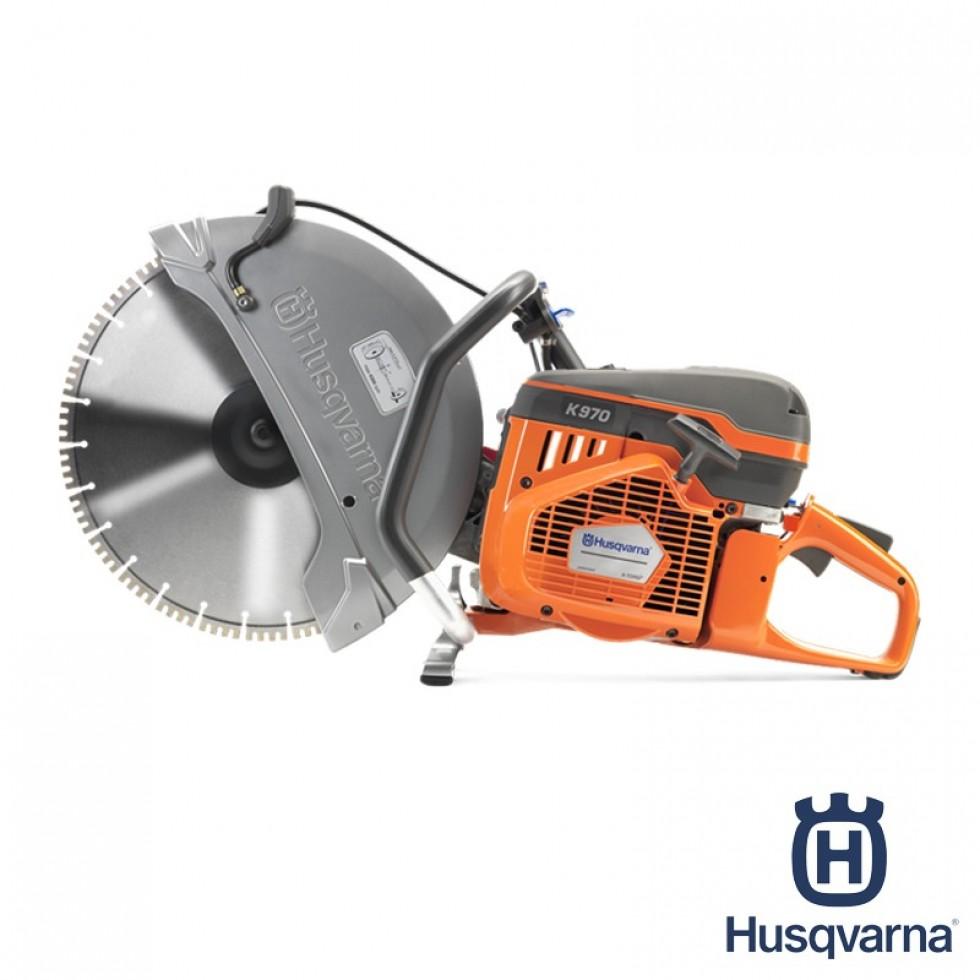 Power Cutter K970 – diameter 400 mm – Husqvarna