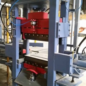 VERTICAL SPLITTING MACHINE MEC SIDE – 42 TON